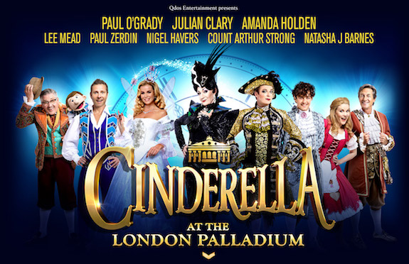 Cinderella, The Palladium