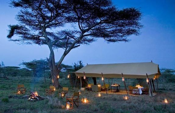 Botswana mobile safari, Aardvark Safaris