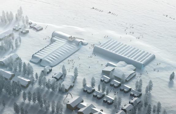 IceHotel 365, Swedish Lapland