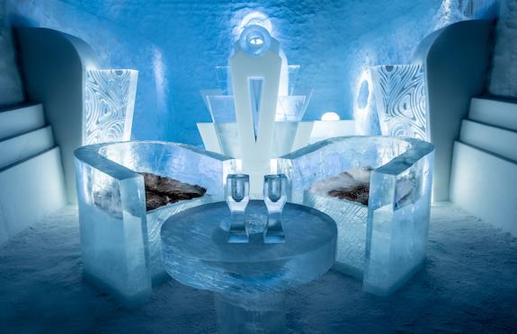Bar, IceHotel 365
