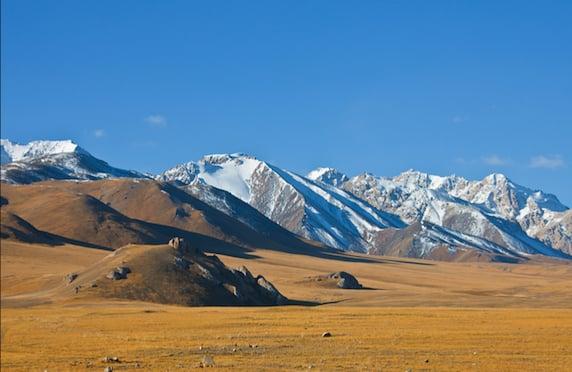 Kyrgyzstan, Saga
