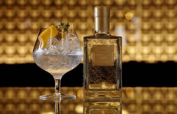 One Square Gin, Sheraton Edinburgh