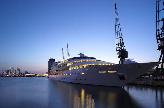 Sunborn London Yacht-Hotel