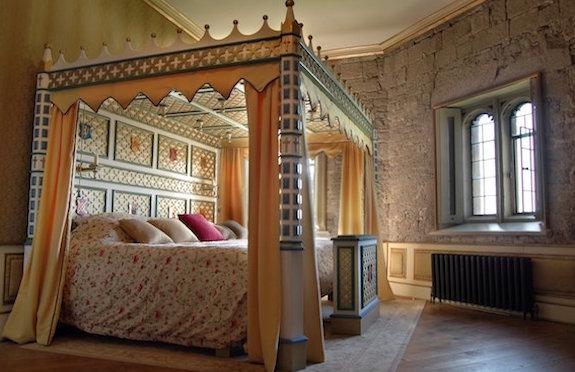 Tower Suite, Thornbury Castle