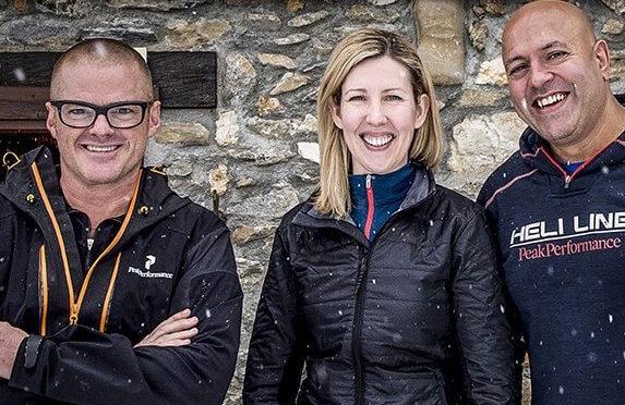 Heston Blumenthal, Clare Smyth, Sat Bains, The Mountain Gourmet Ski Experience