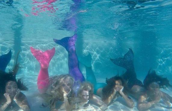 Mermaid School International