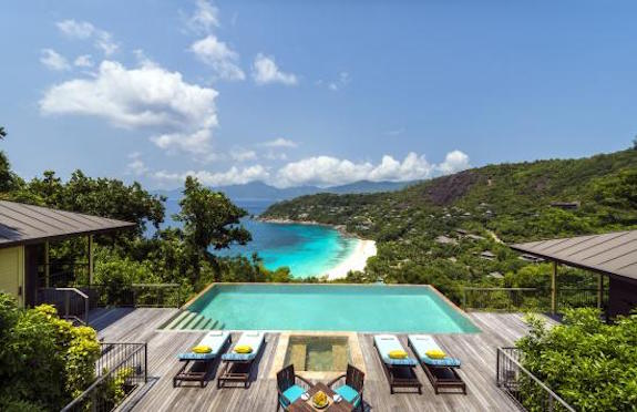 Spa, Four Seasons Seychelles