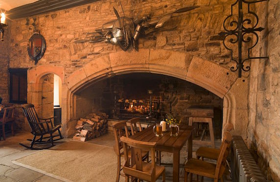 Great Hall, Lord Crewe Arms