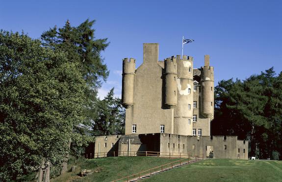 Braemar Castle, Aberdeenshire