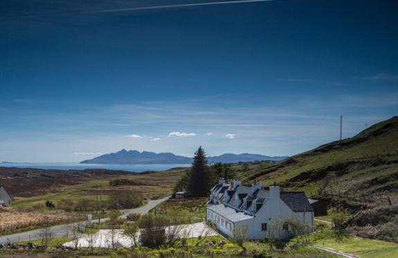Coruisk House, Skye