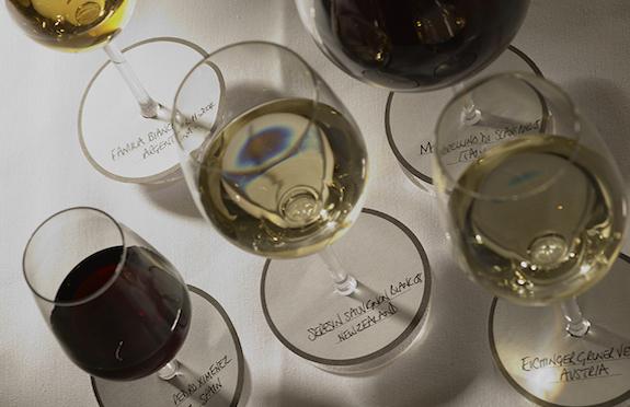 Chewton Glen wine appreciation