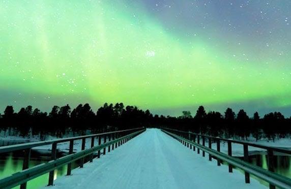 Arctic Explorer route, Russia