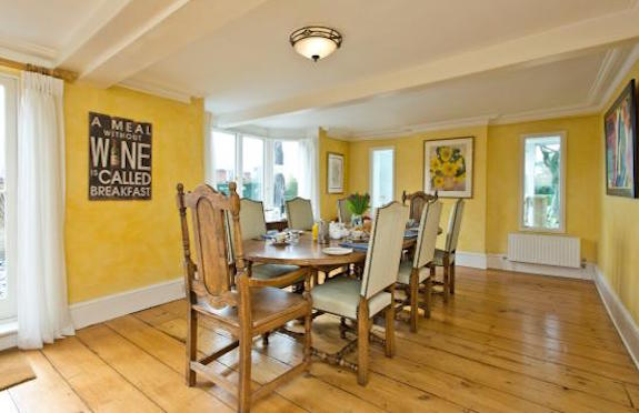 Dining room, Bovey Cottage, Betchworth