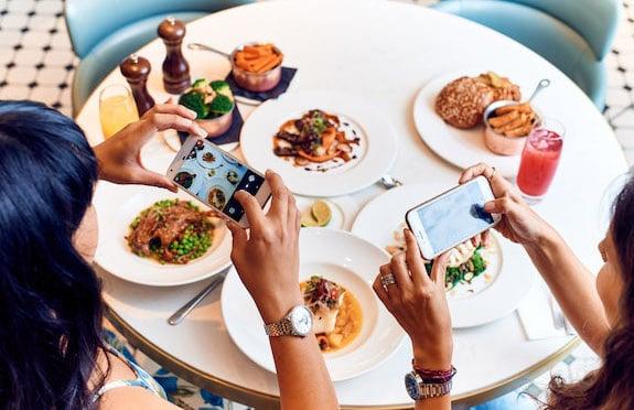 Taste the World - taking food shots for Instagram