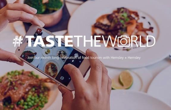 Taste the World - Heathrow
