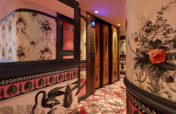 Corridor/Hotel de JoBo