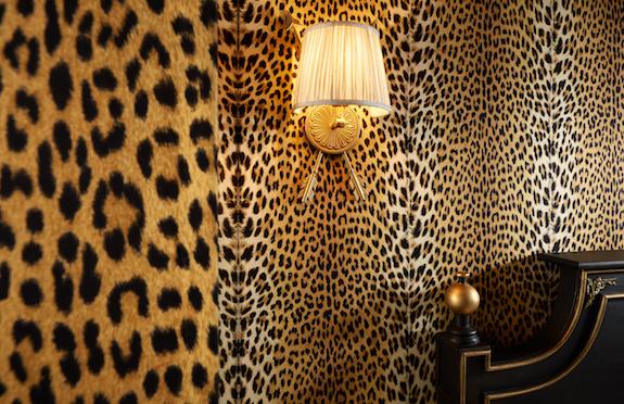 Leopard print/Hotel de JoBo