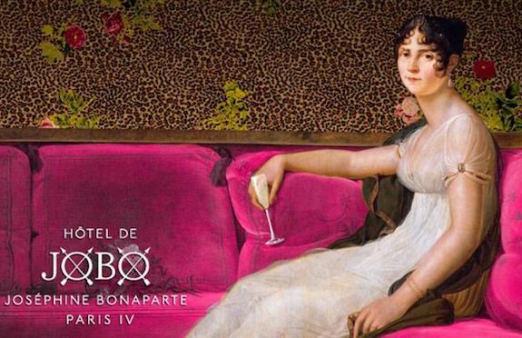 Josephine Bonaparte/Hotel de JoBo