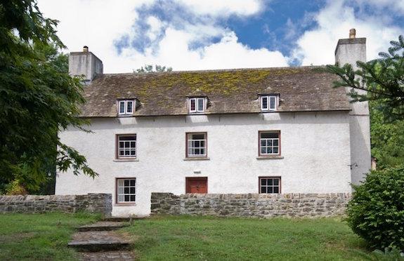 Home Farm Farm House, National Trust
