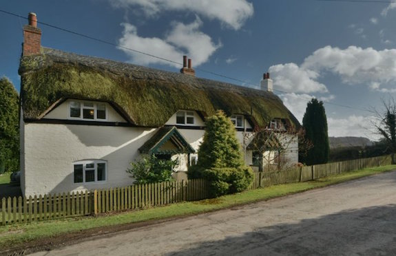 Thatch Cottage, Derbyshire, National Trust