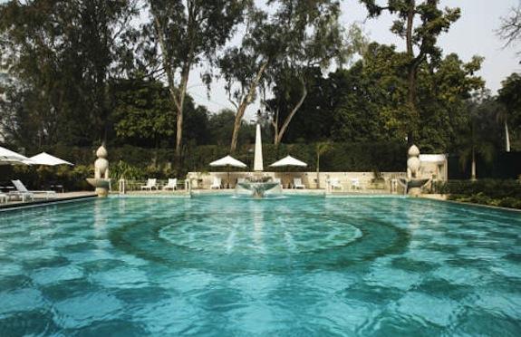 Pool, The Imperial Hotel, Delhi