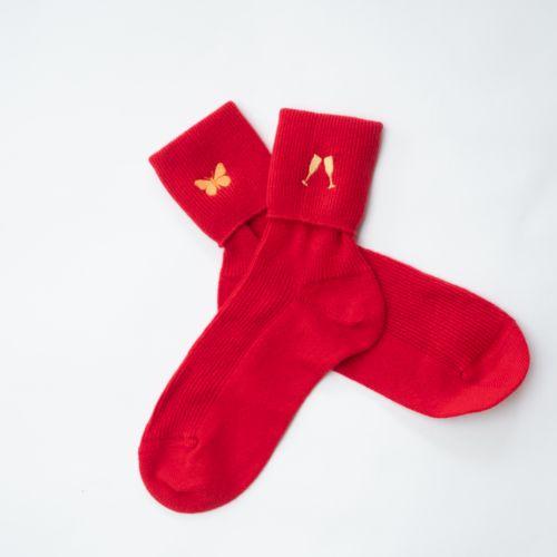 Phoenix Cashmere Socks